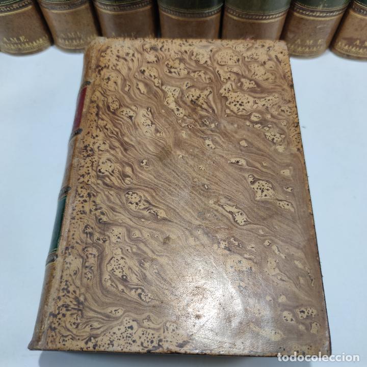 Libros antiguos: Tratado de medicina y terapéutica. P. Brouardel. D. José Núñez Granés. 10 tomos. Madrid. 1901. - Foto 6 - 290962338