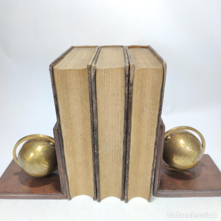 Libros antiguos: Manual de terapéutica médica. G.M. Debove y CH. Achard. D. Patricio Barco y Pons. 3 tomos. 1902. - Foto 8 - 290962818