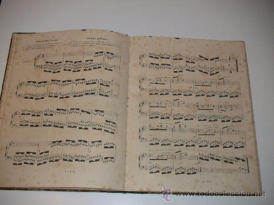 Libros antiguos: CURSO PRÁCTICO DE PIANO, A. LE CARPENTIER, PARIS 1854 BILINGUE FRANCES ESPAÑOL - Foto 2 - 35804696