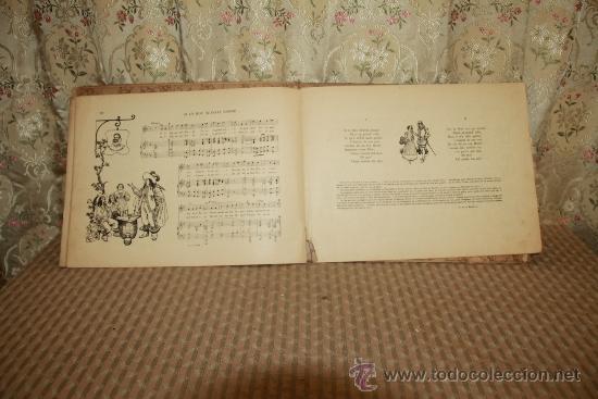 Libros antiguos: 2758- CHANSONS DE FRANCE. CHARLES DE SIVRI. EDIT. QUINZARD. 1898. - Foto 6 - 36286876