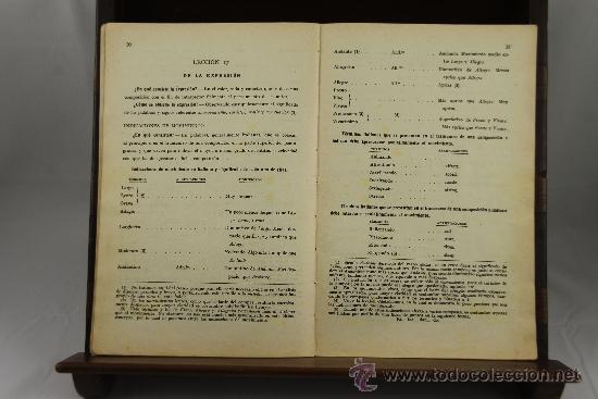 Libros antiguos: 3639- LOTE DE 6 LIBROS DE SOLFEO Y MUSICA. CONSERVATORIO DEL LICEO BARCELONES. 1922. VER DESCRIPCION - Foto 7 - 38468926