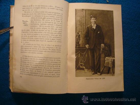 Libros antiguos: LUIGI DE GREGORI: - FRANCESC VIÑAS EL GRAN TENOR CATALA - (BARCELONA, 1935) - Foto 4 - 38949754