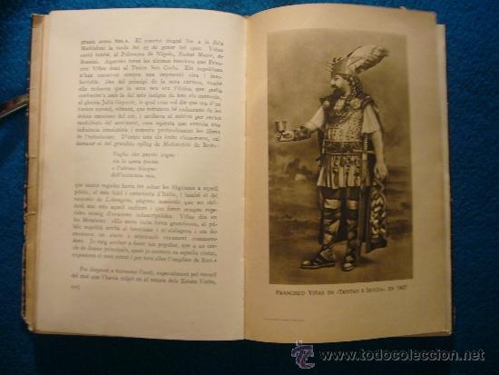 Libros antiguos: LUIGI DE GREGORI: - FRANCESC VIÑAS EL GRAN TENOR CATALA - (BARCELONA, 1935) - Foto 5 - 38949754