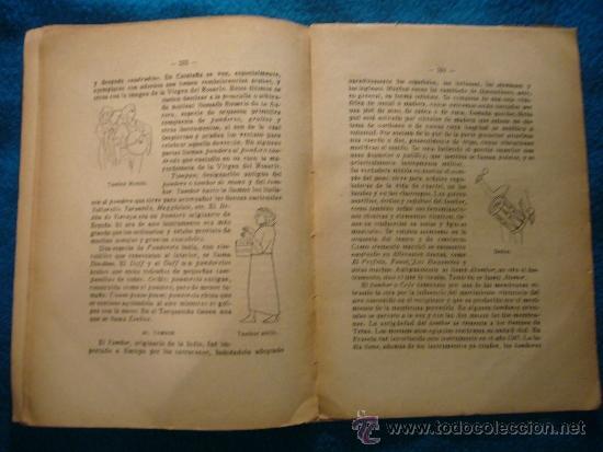 Libros antiguos: EUSEBIO BOSCH HUMET: - ORGANOGRAFIA DE TODOS LOS INSTRUMENTOS MUSICALES - (MADRID, 1916) - Foto 4 - 39023157