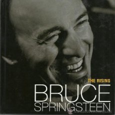 Libros antiguos: BRUCE SPRINGSTEEN, THE RISING, SIN CD.. Lote 39209445