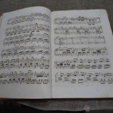 Libros antiguos: LA TRAVIATA VERDI RECOPILACION DE LA PARTITURA DE LA COLECCION ALBUM MUSICAL DEL SIGLO XIX (1860). Lote 39561835