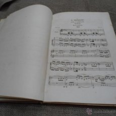 Libros antiguos: IL TROVATORE VERDI RECOPILACION DE LA PARTITURA DE LA COLECCION ALBUM MUSICAL DEL SIGLO XIX (1860). Lote 39561912
