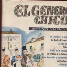 Libros antiguos: EL GENERO CHICO. Lote 42035813