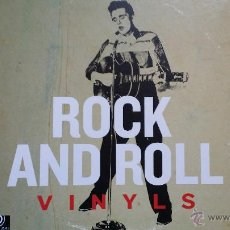 Libros antiguos: ROCK AND ROLL VINYLS+3 CDS. Lote 42310140