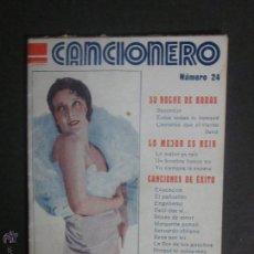 Libros antiguos: CANCIONERO - IMPERIO ARGENTINA - EDITORIAL ALAS - AÑO 1934 - (L-26). Lote 44070002