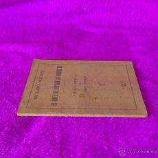 Libros antiguos: EL ARTE DE DIRIGIR LA ORQUESTA, RICARDO WAGNER, JULIO GOMEZ 1925. Lote 45465788