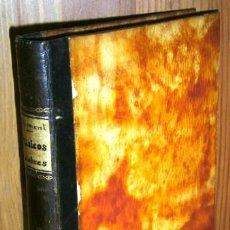Libros antiguos: MÚSICOS CÉLEBRES POR FÉLIX CLEMENT DE CASA EDITORIAL MAUCCI EN BARCELONA 1908. Lote 45913883
