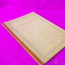 Libros antiguos: CANÇONS AMOROSES, CANT I PIANO, NARCISA FREIXAS 1916. Lote 46524230