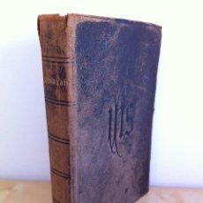 Libros antiguos: GRADUALE SACROSANCTAE ROMANAE ECCLESIAE DE TEMPORE ET DE SANCTIS. ROMAE, TORNACI. 1908. Lote 39214240