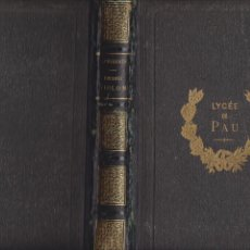 Libros antiguos: SECOND VIOLON / J. GIRARDIN - 112 GRABADOS POR: TOFANI -ED. HACHETTE 1888 , LYCEE DE PAU ( FRANCES ). Lote 47260949
