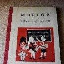 Libros antiguos: MUSICA TEORIA DE SOLFEO Y CANCIONES. Lote 48360803