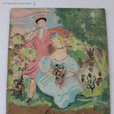 Libros antiguos: RV-38. GRAN TEATRE DEL LICEU. PROGRAMA TEMPORADA 1933- 34.. Lote 49223444