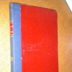 Libros antiguos: CANCIONERO DE MADRID .COPILADO POR PILAR DIEZ CARBONELL EN1927. Lote 50093153