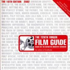 Libros antiguos: LIBRO THE TENTH VIRGIN FILM GUIDE 2001 (1006 PAGINAS EN INGLES). Lote 50307259