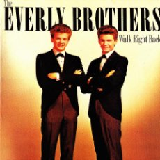 Livres anciens: LIBRO THE EVERLY BROTHERS (WALKING RIGHT BACK) 1984 (160 PAGINAS EN INGLES). Lote 50308064