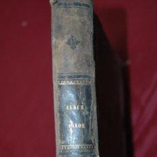 Libros antiguos: RECOPILACIÓN EN UN TOMO DE 101 PARTITURAS DE LA REVISTA ÁLBUM SALÓN VER FOTOS. Lote 50336963