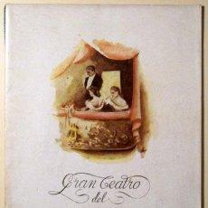 Libros antiguos: GRAN TEATRO DEL LICEO. AÑO XXVII-XXVIII - BARCELONA 1927. Lote 50538675