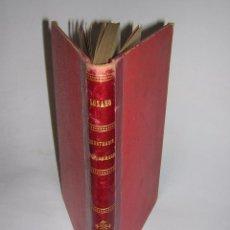 Libros antiguos: 1885 - ANTONIO LOZANO - PRONTUARIO DE ARMONÍA. Lote 53622035