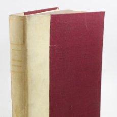 Libros antiguos: OBRA DEL CANÇONER POPULAR DE CATALUNYA, VOL. 1. FASCICLE II. MILÀ I FONTANALS. ANY 1928. Lote 54739750