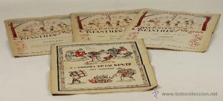 7278 - UNIÓN MUSICAL ESPAÑOLA. 4 EJEMP(VER DESCRIP). JUAN LLONGUERAS. S/F. (Libros Antiguos, Raros y Curiosos - Bellas artes, ocio y coleccion - Música)