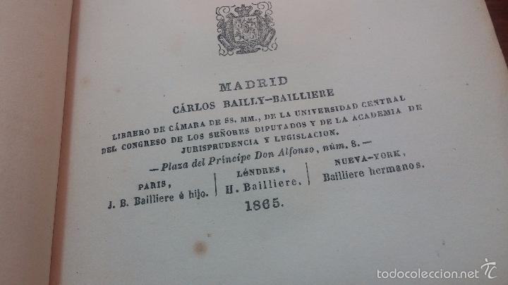 Libros antiguos: Dos libros o dos tomos en uno de 1865, Coplas y Seguidillas - Foto 7 - 56653889
