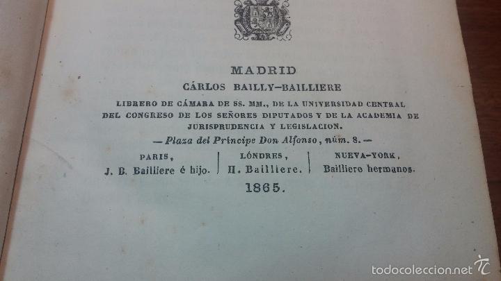 Libros antiguos: Dos libros o dos tomos en uno de 1865, Coplas y Seguidillas - Foto 30 - 56653889