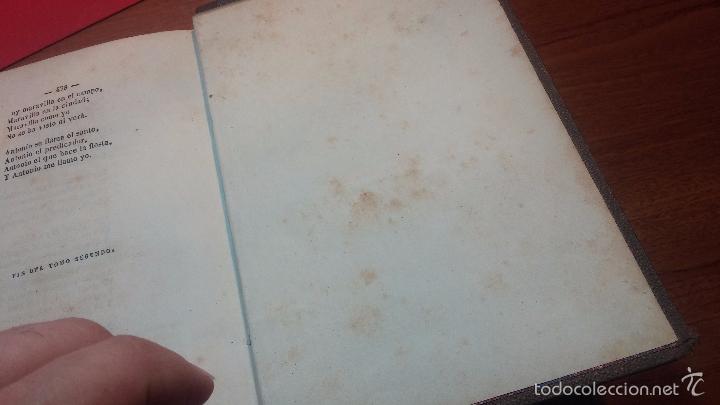 Libros antiguos: Dos libros o dos tomos en uno de 1865, Coplas y Seguidillas - Foto 34 - 56653889