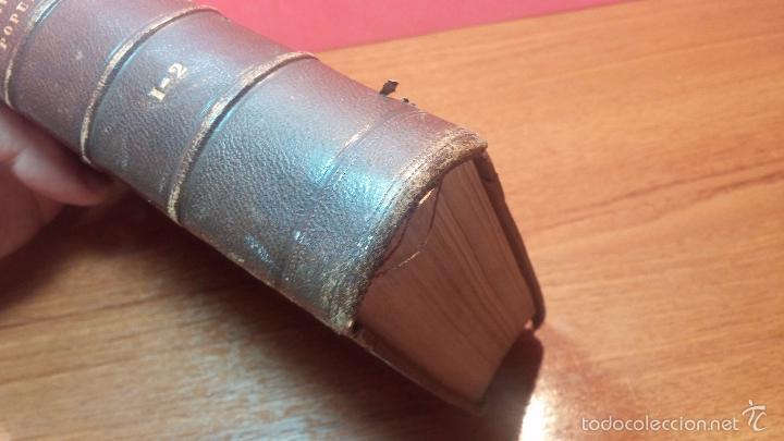 Libros antiguos: Dos libros o dos tomos en uno de 1865, Coplas y Seguidillas - Foto 39 - 56653889