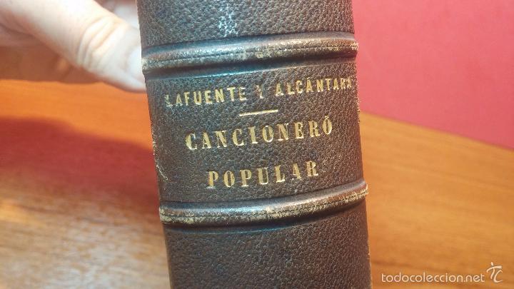 Libros antiguos: Dos libros o dos tomos en uno de 1865, Coplas y Seguidillas - Foto 41 - 56653889