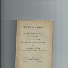 Libros antiguos: 1904 - PIO X Y EL CANTO ROMANO ... MUSICA SAGRADA ... CANTO GREGORIANO ... ORQUESTA RELIGIOSA . Lote 57016365