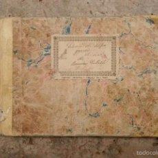 Libros antiguos: LIBRETA DE SOFEO PARA EL USO DE RAMÓN CATALA . Lote 57684003