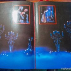 Libros antiguos: THE PHANTOM OF THE OPERA. LONDON. 1986 HER MAJESTY´S THEATRE. LONDON. Lote 280656933
