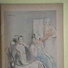 Libros antiguos: GRAN TEATRE DEL LICEU - TEMPORADA 1932-1933 (ANY WAGNER, TRISTANY I ISOLDA, 4/3/1933) - EXCEL.LENT. Lote 64506923