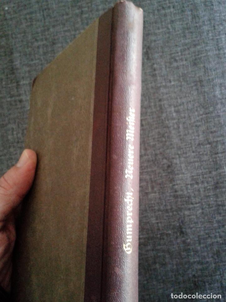 Libros antiguos: Neuere Meister / Los nuevos maestros, Otto Gumprecht (1883). Schubert / Mendelssohn / Schumann - Foto 4 - 65683930