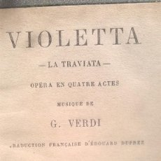 Libros antiguos: 17 LIBRETOS OPERA .ED. 1924.. Lote 66987746