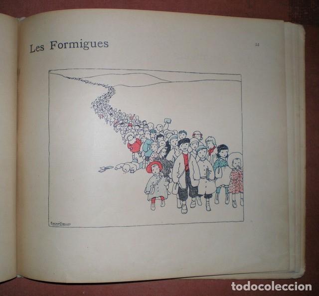 Libros antiguos: Freixas, Narcisa: Cançons D'infants. Segona Serie. Ilustracions de Torné Esquius - Foto 2 - 70671001