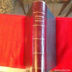 Libros antiguos: LIBRO PARTITURAS COMPLETAS DE GLI UGONOTTI, LOS HUGONOTES DE MEYERBEER Y DER FREISCHUTS DE WEBER.. Lote 72302663