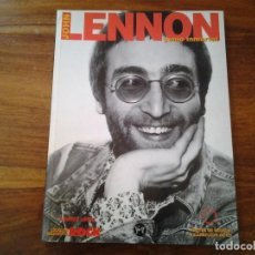 Libros antiguos: JOHN LENNON GENIO INMORAL COLECCION IMAGENES DE ROCK N ° 113 EDITORIAL LA MASCARA ANDRES LOPEZ. P. Lote 74244071