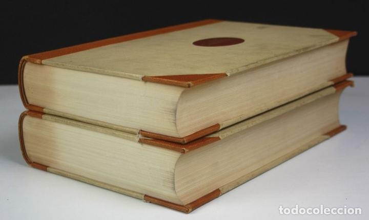 Libros antiguos: 5050-2 - HISTORIA DE LA MÚSICA. TOMOS I Y II. (VER DESCRIP). VV. AA. EDIT. LABOR. 1950. - Foto 9 - 75335555
