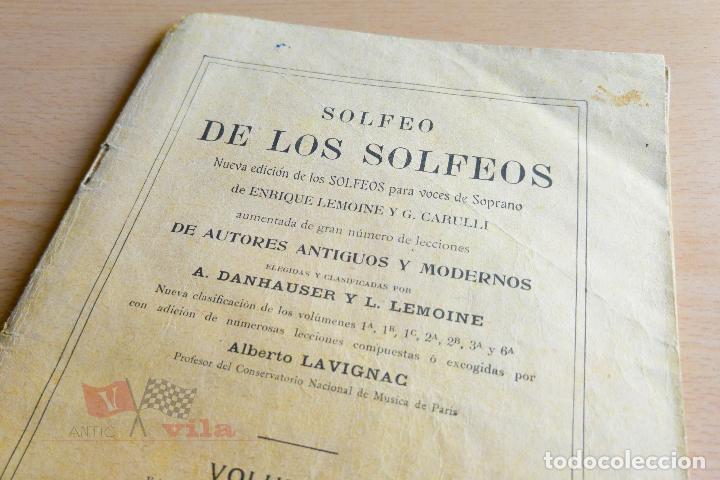 libro solfeo de los solfeos vol.1