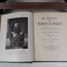 Libros antiguos: EDITOR GUSTAVO GILI. 4 EJEMPLARES. (VER DESCRIPCIÓN). VV. AA. 1927.. Lote 76982269