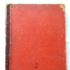 Libros antiguos: LIBRO.- CLASES DE PIANO.