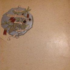 Libros antiguos: SAPHO.- PIÉCE LYRIQUE EN 5 ACTES. MUSIQUE: J. MASSENET. IMPR. 1897-PARÍS. Lote 90688600