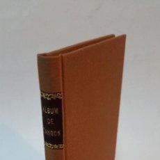 Libros antiguos: 1920 - ALBUM POPULAR DE TANGOS. Lote 92002445