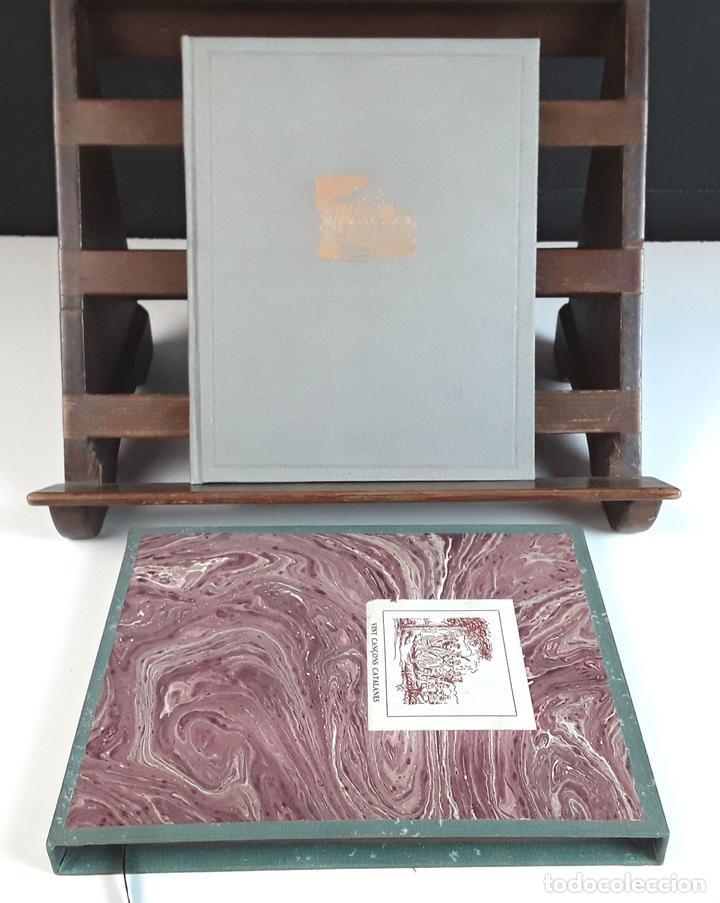 VINT CANÇONS CATALANES. EJEMPLAR Nº 29. ROBERT D'AUSONA. EDICIONES ESTEL D'OR. 1935. (Libros Antiguos, Raros y Curiosos - Bellas artes, ocio y coleccion - Música)
